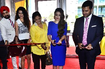 Inauguration of Education & Career Fair 2014 in Mumbai
