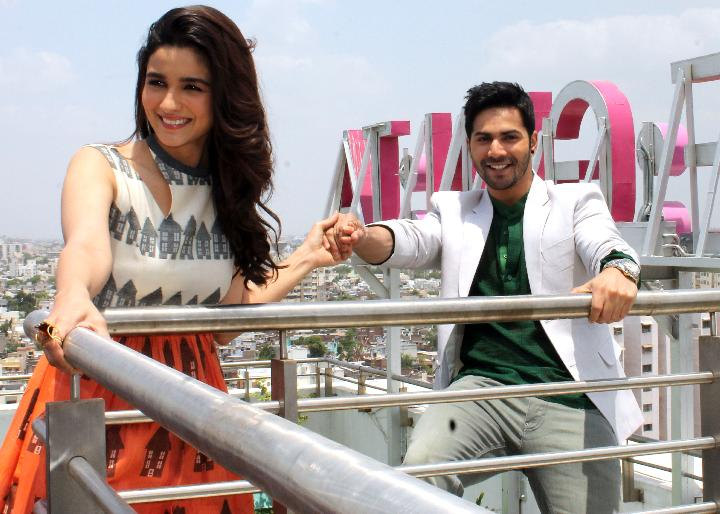 Promotion of upcoming film 'Humpty Sharma ki Dulhania'