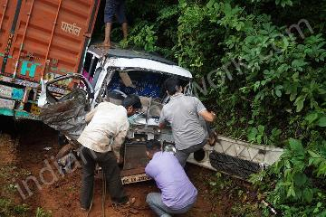 3 people killed in accident in Mumbai
