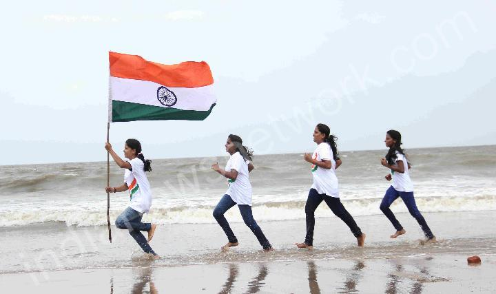 Youth celebrate 68th I-Day