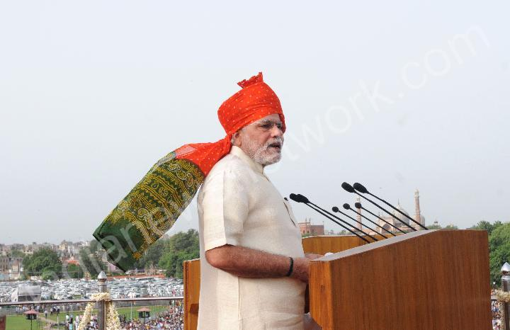 PM Modi addresses nation on occasion of 68th Independence Day